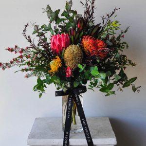 native flowers arrangement