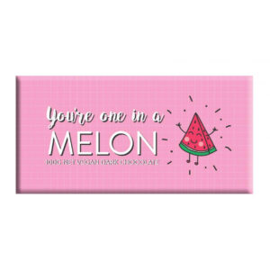BELLABERRY CHOCOLATE - YOU'RE IN A MELON (VEGAN)