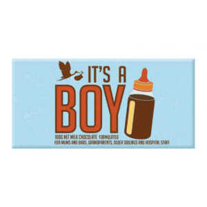 BELLABERRY CHOCOLATE - IT'S A BOY