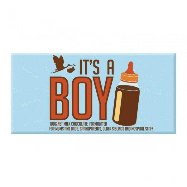 BELLABERRY CHOCOLATE - IT'S A BOY