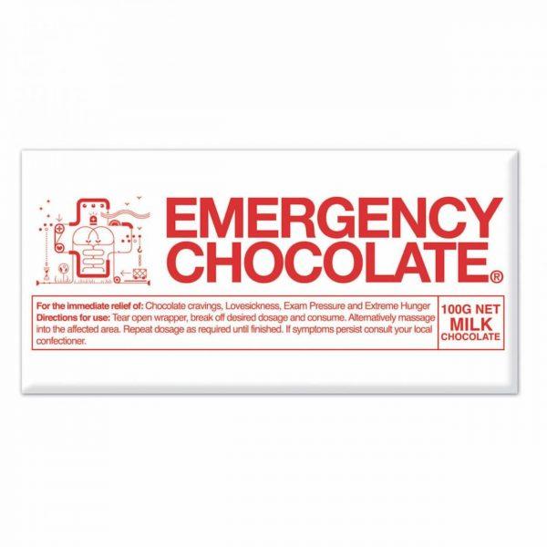 BELLABERRY CHOCOLATE - EMERGENCY CHOCOLATE