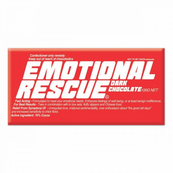 BELLABERRY CHOCOLATE - EMOTIONAL RESCUE