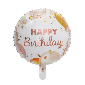 FOIL BALLOON - HAPPY BIRTHDAY