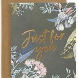 NATIVE 'JUST FOR YOU'