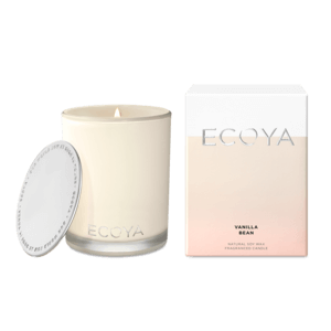 ECOYA MADISON JAR 400g VANILLA BEAN