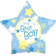 FOIL BALLOON - IT'S A BOY