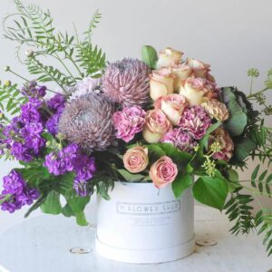 ava maria flower arrangement