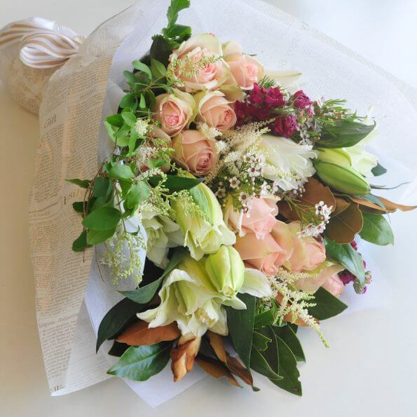 ROSE LILY BOUQUET