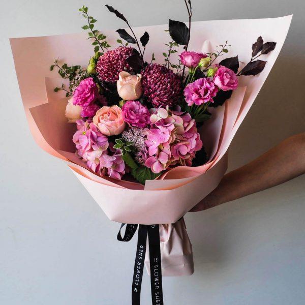 bright vibes flower bouquet