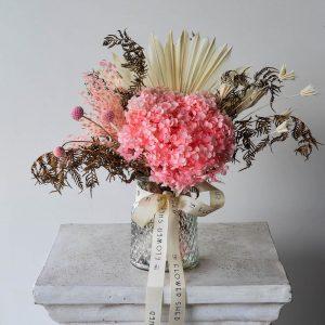 mojave dried flower arrangement